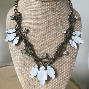 All'asta Crystal Necklace